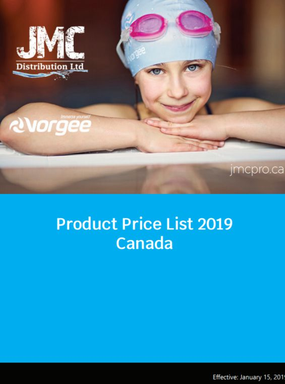 2019 catalogue for Vorgee